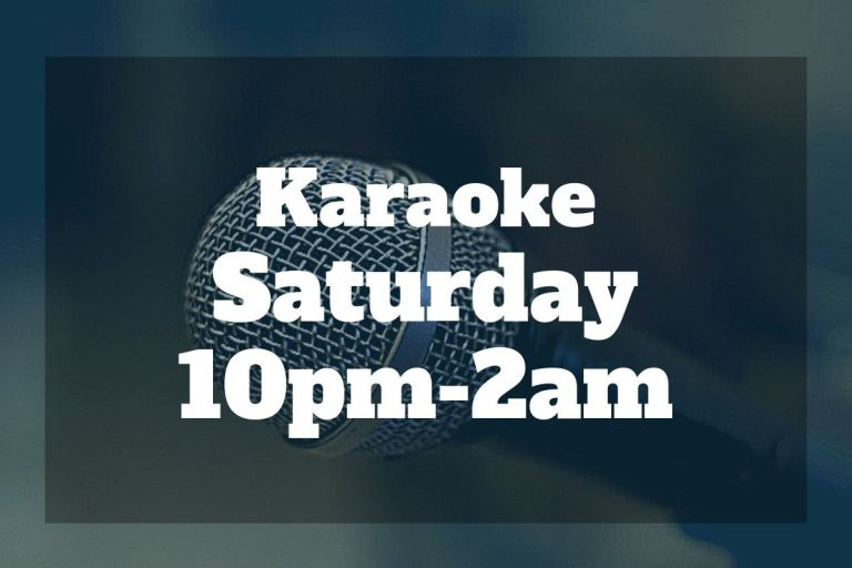 Ravenite Karaoke Saturday