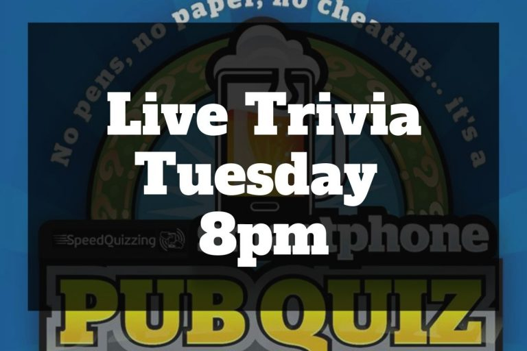 Ravenite Live Trivia Tuesday