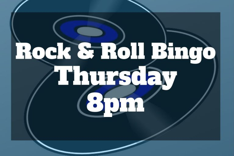 Ravenite R&R Bingo Thursday